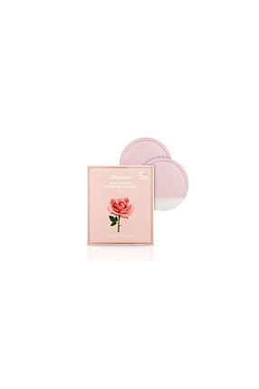 Пилинг-диски с BHA кислотами JM Solution Glow Luminous Flower Peeling Pads Rose, фото 2