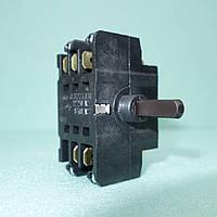 Универсальный переключатель мощности конфорки 7-зонный EGO (41.32723.030) 12A/250В