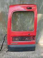 Задняя левая дверь Renault Kangoo 1997-2008