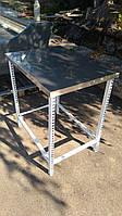Стол с нержавеющей стали б у, производственный стол нержавейка б/у, нержавеющий стол б у, фото 1