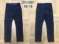 Джинсы для мальчиков оптом, F&D, 10-18 лет,  № DY-1091, фото 1