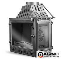 Каминная (камінна) топка KAWMET W3 правое боковое стекло (16.7 kW)