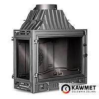 Каминная (камінна) топка KAWMET W3 левое боковое стекло (16.7 kW)