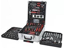 Набор инструментов Rupez RTS-186 ед. Набор головок и ключей хром-ванадий