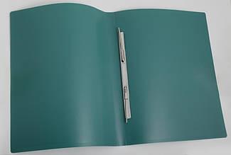 Папка-скоросшиватель А4 D1806-08 т.зеленая