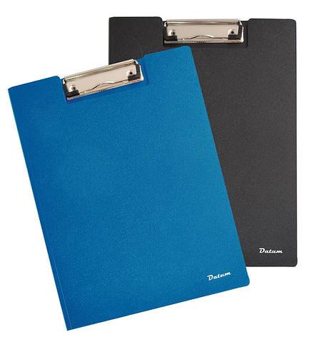 Клипборд A4 D1905-04 синий                                                                , фото 2