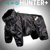 Одежда для Собак..Теплый водонепроницаемый комбинезон+флис. Для средних и крупных пород. Спинка от 47до 80см