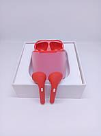 Супер качество! Беспроводные блютуз наушники i9S TWS цветные. Красные