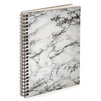 Блокнот Sketchbook Білий мармур А5 (BDP_17A072)