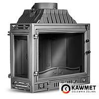Каминная (камінна) топка  KAWMET W4 левое боковое стекло (14.5 kW)