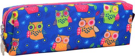 Пенал мягкий  YES  Owls, 20*6.3*4.8                                                       , фото 2