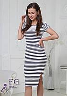 Платье в полоску Регина, фото 1