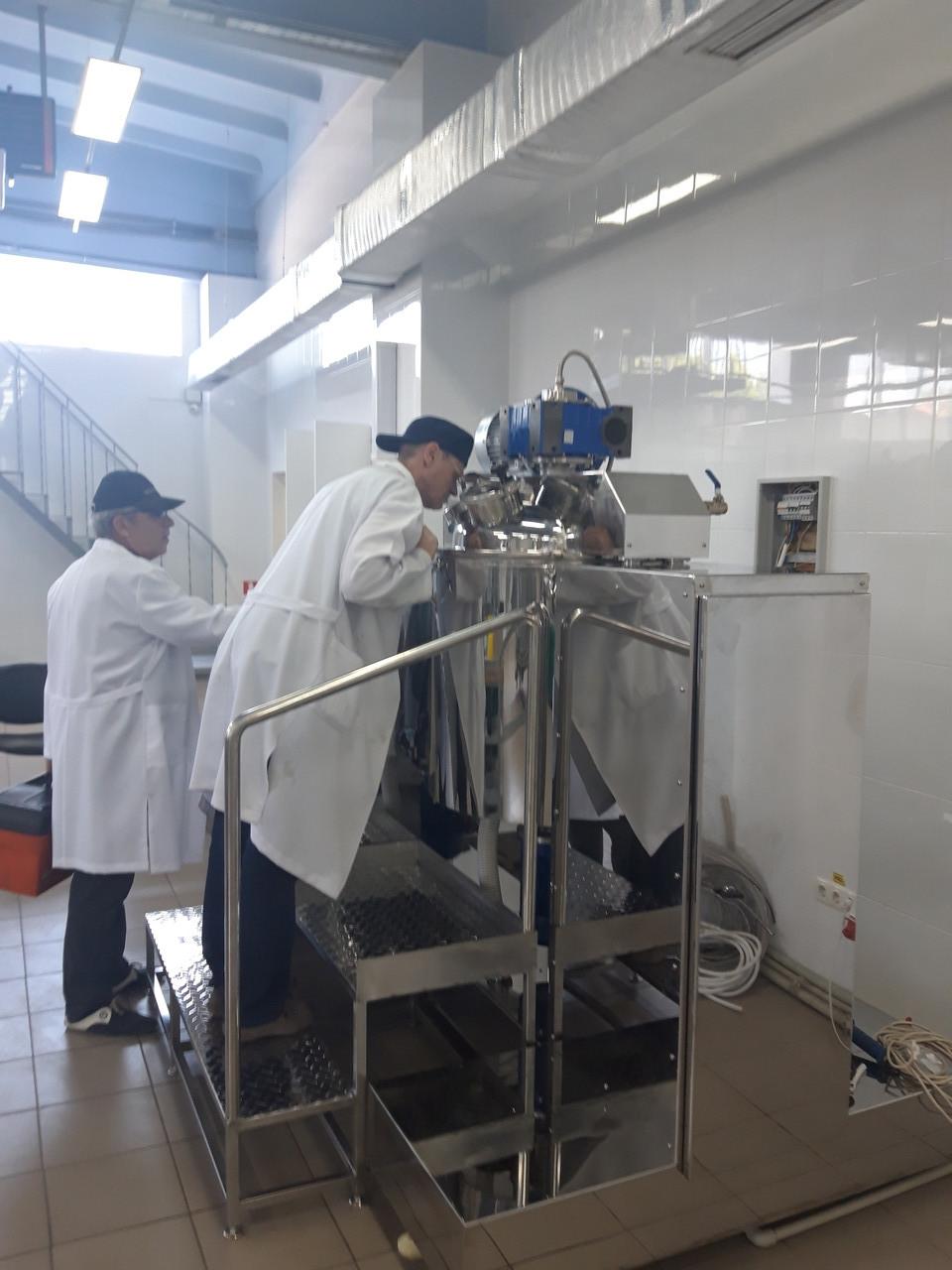 Реактор для химической промышленности