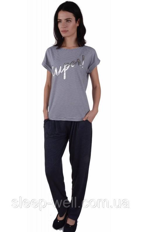 Пижама с длинными штанами, Nikoletta