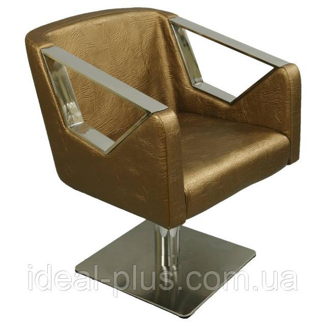 Парикмахерские кресла на гидравлике для клиентов