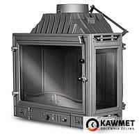 Каминная (камінна) топка  KAWMET W4 правое боковое стекло (14.5 kW)