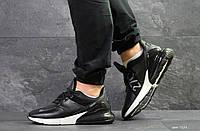 Мужские кроссовки Nike Air Max 270 черно-белые