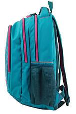 Рюкзак для підлітків YES  Т-22 Mint hearts, 43*30*15                                      , фото 3