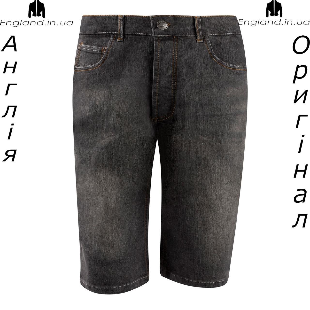 Шорты мужские Lee Cooper из Англии - джинсовые деним