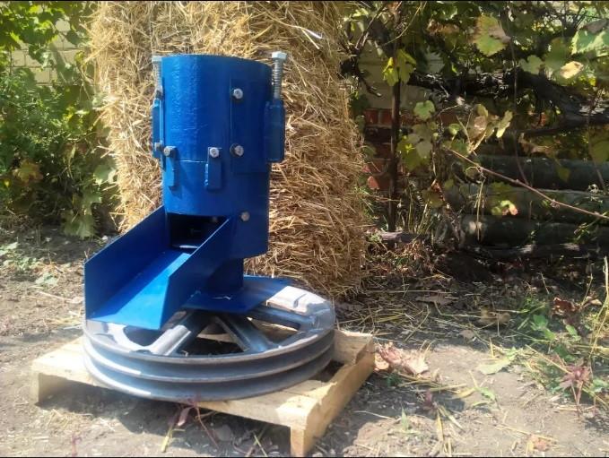 Гранулятор корма ГК-150 (рабочая часть со шкивом)