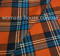 Костюмная ткань Тиар шотландка DES-05