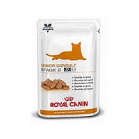 Royal Canin Senior Consult Stage 2 WET 0.1 кг
