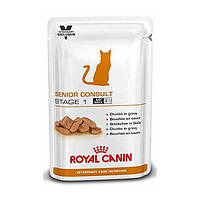 Royal Canin Senior Consult Stage 1 WET 100 гр 0.1 кг