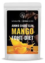 Энергетический напиток Amino Shake Slim - МАНГО