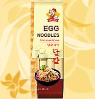 Локшина Яєчна, Egg Noodles, Ямчан, 300г, Китай,Ю