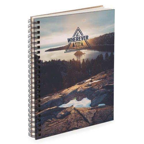 Блокнот Sketchbook Wherever You GO А5 (BDP_17A038)