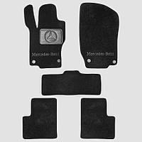 Коврики текстильные ворсовые для Mersedes G-class GL450 GL550 Х166 2012