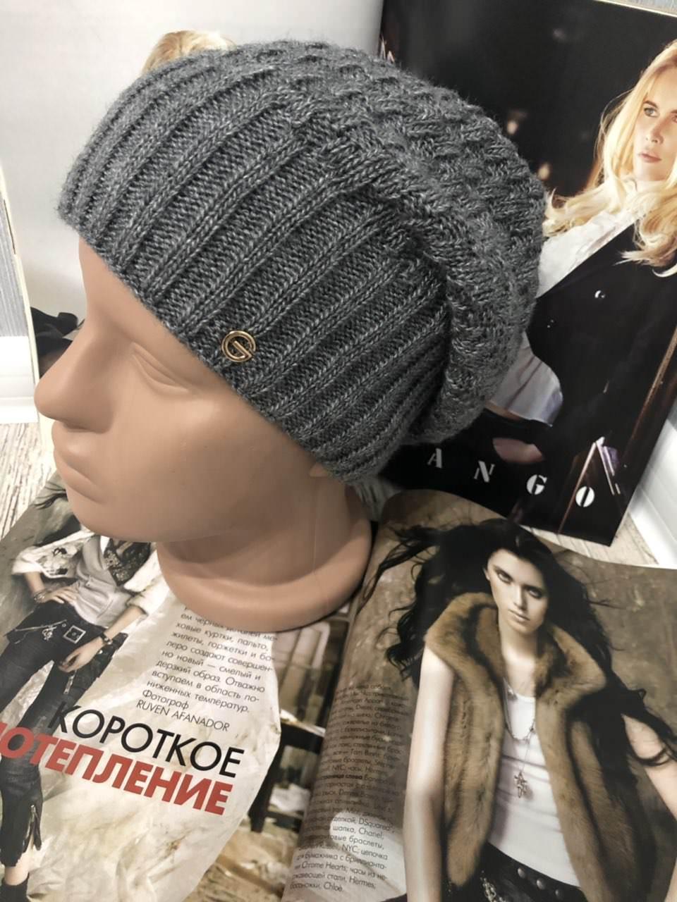 Женская зимняя шапка Genie на флисе