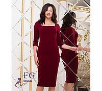 Женское элегантное платье миди Розалия, фото 1