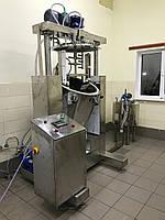 Реактор химический с электрическим нагревом
