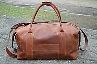 "Брендовая кожаная сумка ""Sport&Travel"" Standart"