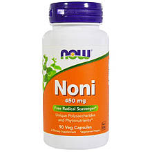"Нони NOW Foods ""Noni"" 450 мг (90 капсул)"
