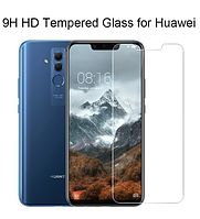 Защитное стекло для Huawei (Хуавей) P Smart 2018 / Honor (Хонор) 10 Lite 2018 (с отступами)