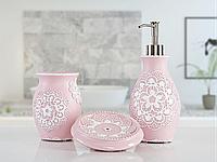 Комплект в ванную Irya - Doreen (3 предмета)