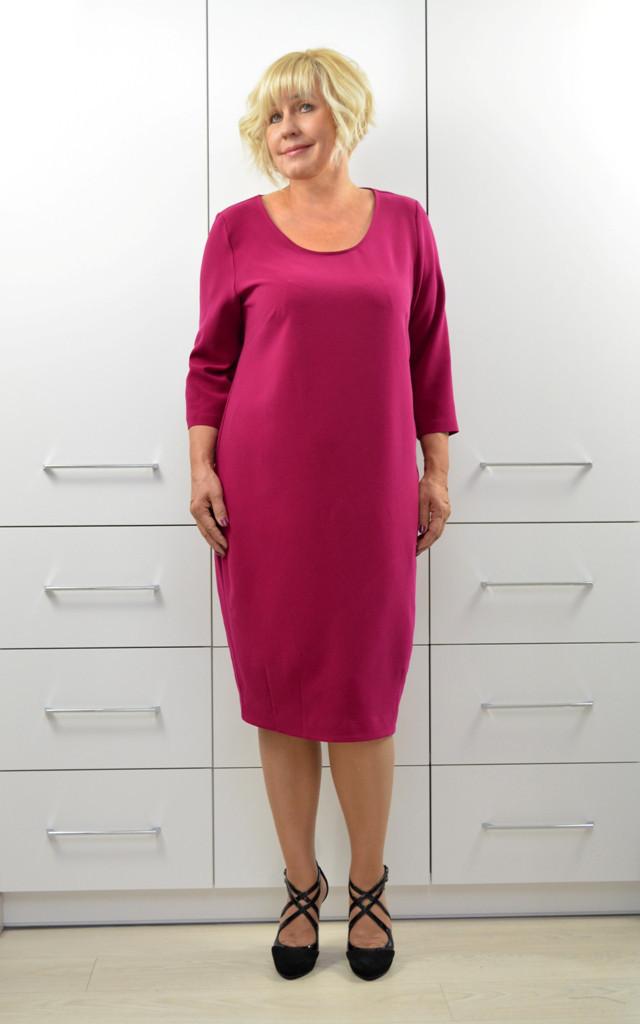 Платье тюльпан - Модель 1687 - 50/52 размер