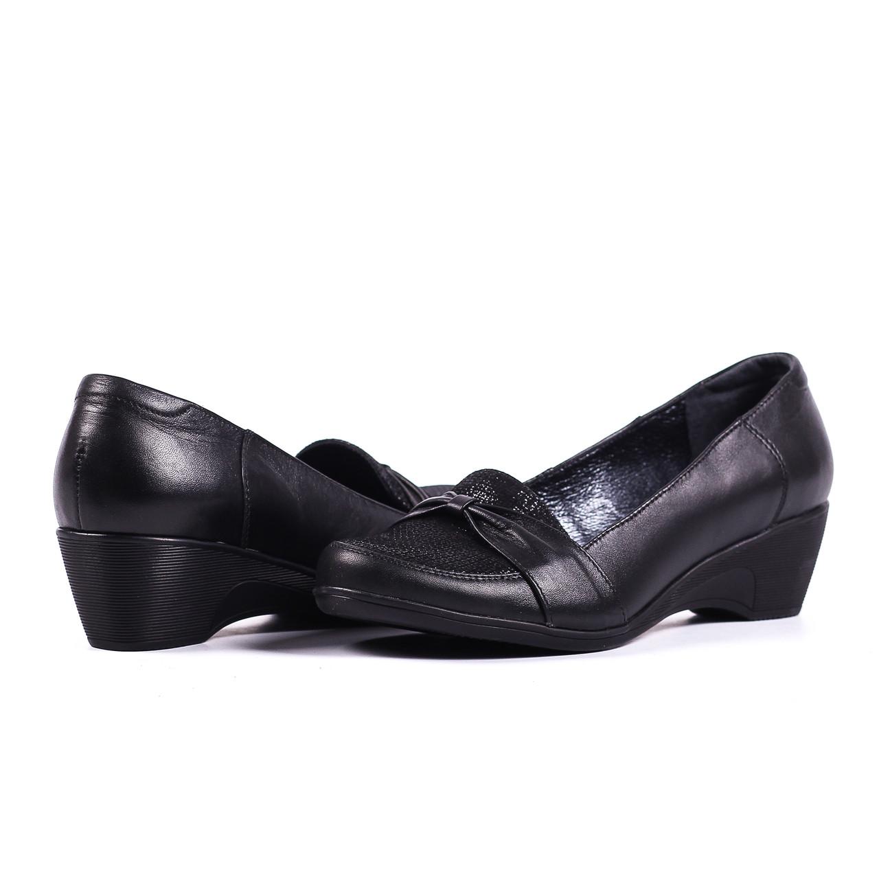 4fa2b8049 Модные туфли на невысокой скрытой танкетке туфли на невысокой скрытой  танкетке - Marigo - обувь женская