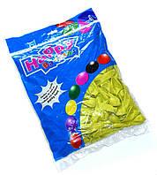 """Воздушные латексные шары """"Macaron""""5""""(12,5см) Салатовый Макарун, В упак:200 шт. Пр-во: Китай"""