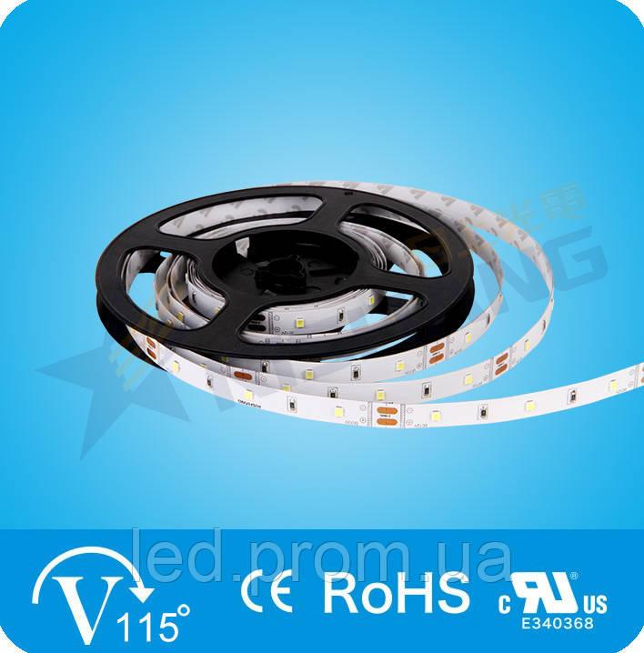 Светодиодная лента RISHANG 2835-60-24V-IP33 12W 3000K (RN0060TC-A)