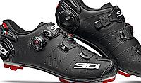 Велотуфли МТБ Sidi Drako 2 Carb.SRS Matt Black, фото 1