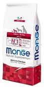 Monge (Монже) Mini Adult Сухой корм для взрослых собак мелких пород 0,8 кг