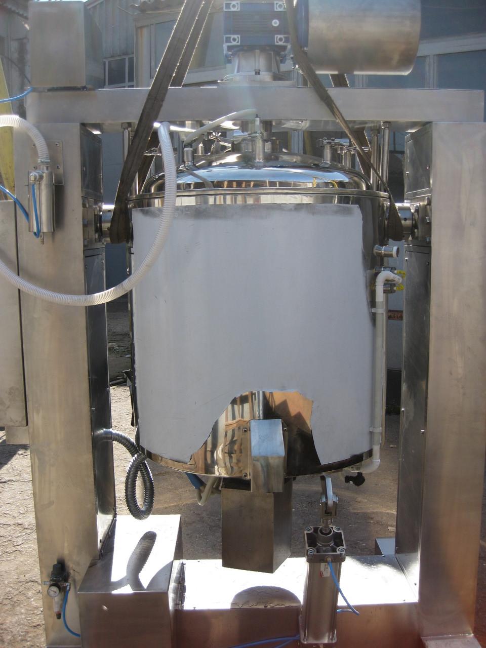 Реактор эмалированный