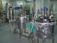 Реактор фармацевтический