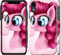 "Чехол на iPhone XR Pinkie Pie v3 ""3549c-1560-24298"""