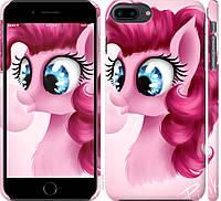 """Чехол на iPhone 7 Plus Pinkie Pie v3 """"3549c-337-24298"""""""