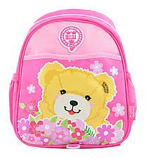 Рюкзак дитячий  YES  j097, 27*21*10.5, рожевий                                            , фото 3