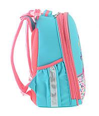 Рюкзак школьный каркасный 1 Вересня H-25 Cat, 35*26*16                                    , фото 3